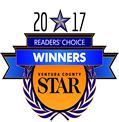 We were voted the best Mortgage Company in the West Ventura County for 2017